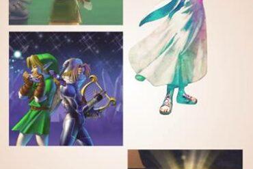 The Legent of Zelda
